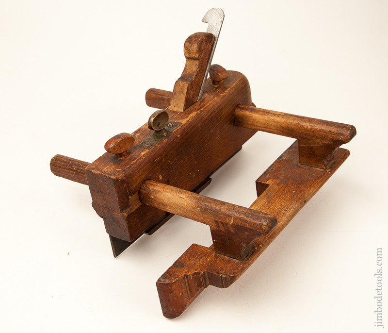 Good User Plow Plane by JOHN M. TABER NEW BEDFORD MA circa 1820-72