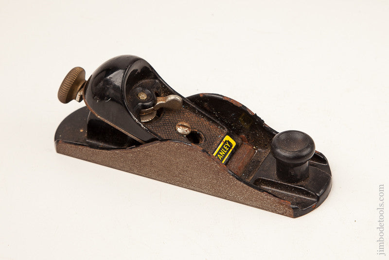 STANLEY No. 220 Block Plane