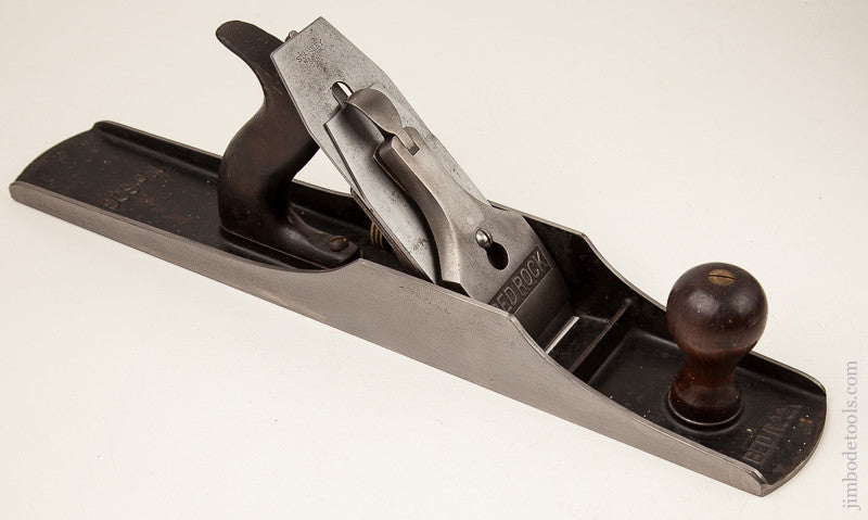 Extra Fine STANLEY NO. 606C BEDROCK Fore Plane