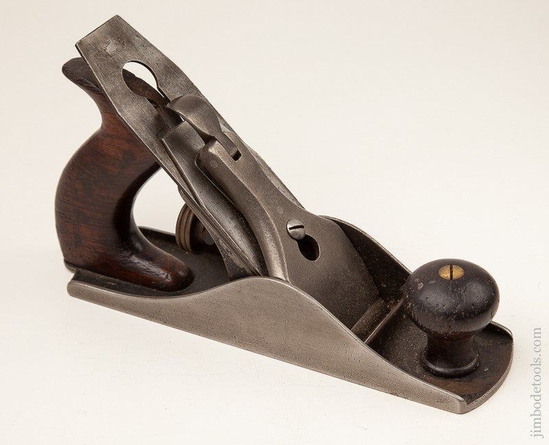 STANLEY No. 4 Smooth Plane Type 2 circa 1869-72