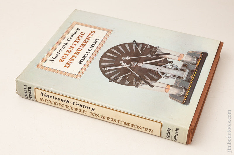 Book: NINETEENTH CENTURY SCIENTIFIC INSTRUMENTS By Gerard L'e. Turner FINE
