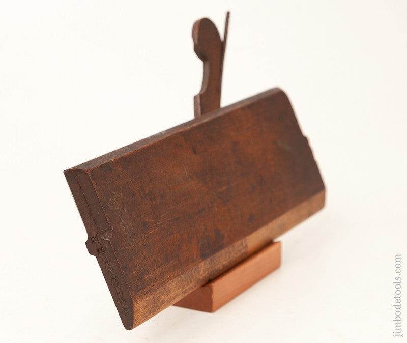 No. 2 Round Moulding Plane by OKINES circa 1740-1834 GOOD+