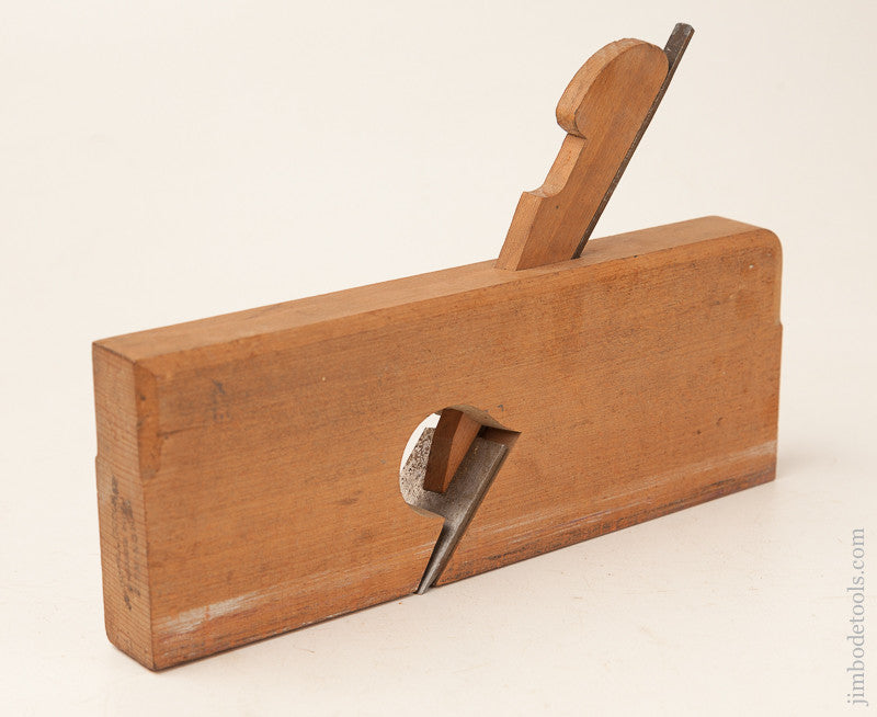 One inch Skewed Rabbet Plane by G. STEADMAN & SON BIRMINGHAM circa 1925-29 EXTRA FINE!