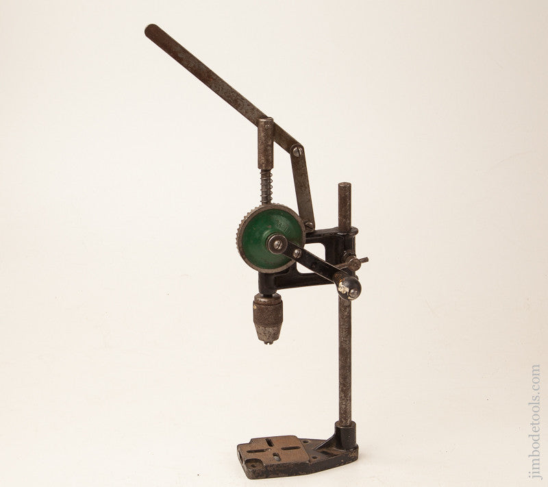 Fantastic! Miniature Drill Press Marked MADE IN GERMANY
