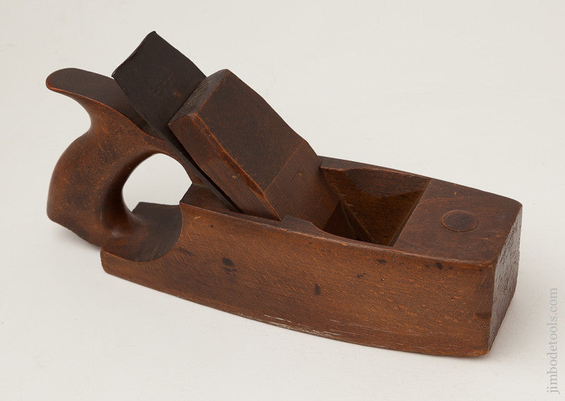 D-Handled Smooth Plane by SCIOTO WORKS NEW YORK circa 1893-1907