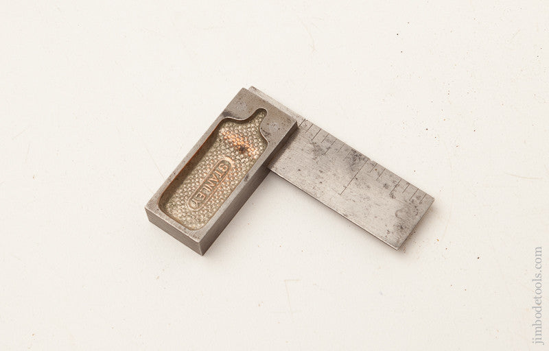 2 inch STANLEY No. 12 Try Square