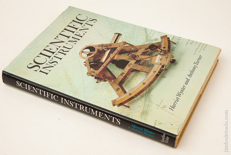 Book:  SCIENTIFIC INSTRUMENTS by Harriet Wynter and Anthony Turner
