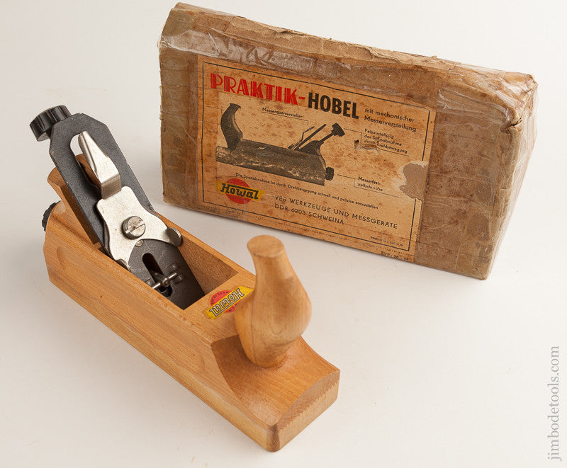 Howal praktik hobel smooth plane with decal mint in for Maxxcuisine x hobel