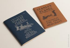 Two Books:  STANLEY PLANES 1985 PRICE GUIDE and STANLEY PLANES 1988 PRICE GUDE by The Tool Merchant