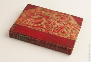 1890 Leather-bound Book: A LOVER'S LITANIES AND OTHER POEMS by Eric Mackay    74955