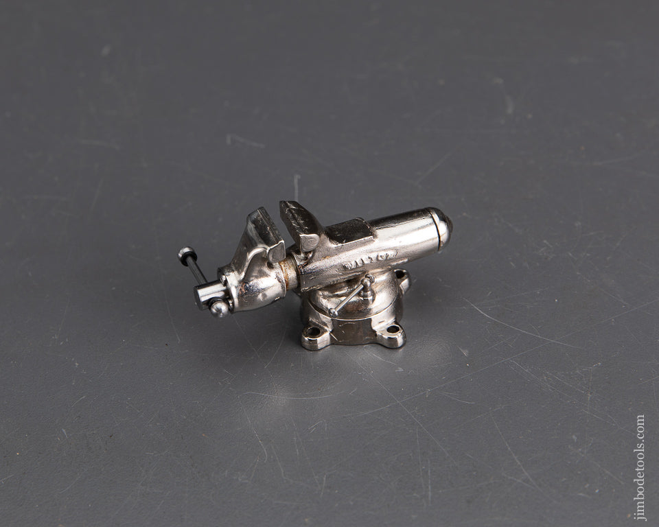 Wonderful!  Miniature WILTON Baby Bullet Vise by PAUL HAMLER -- 89970U