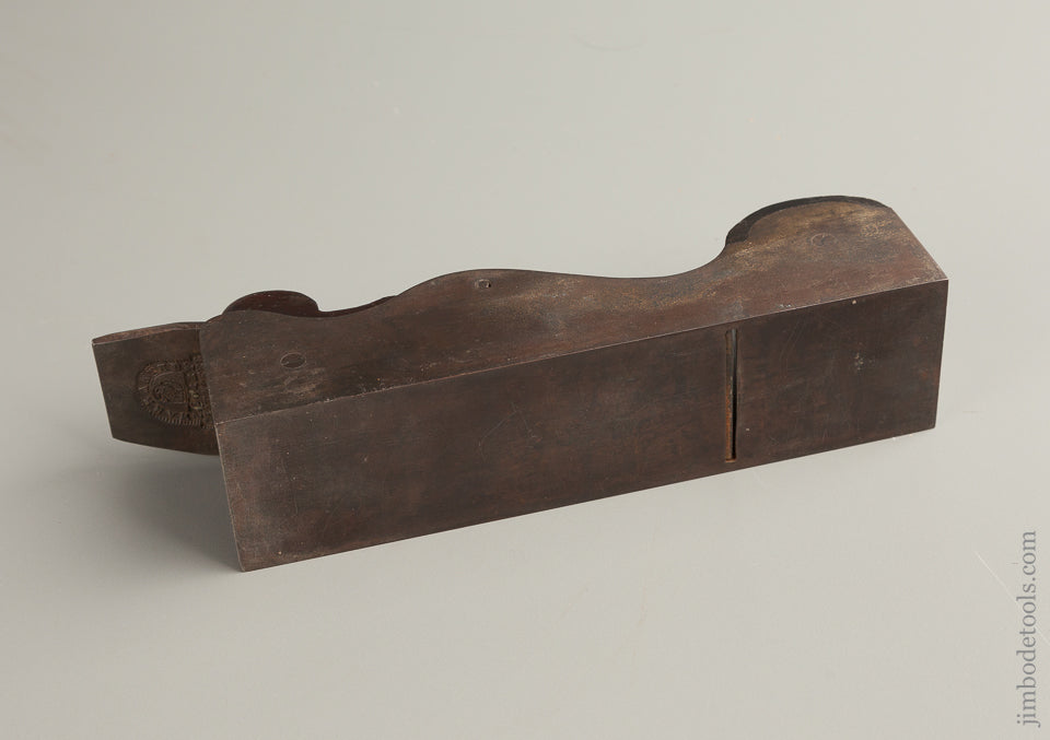 Lovely Rosewood and Iron Mitre Plane - 55288