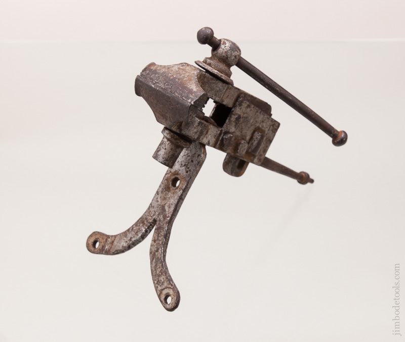 Miniature Blacksmith's Leg Vise - 58138