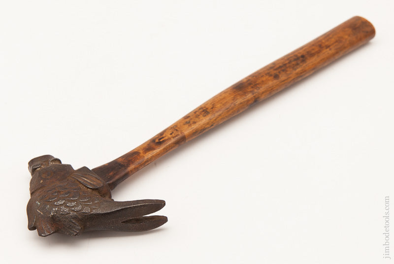 RARE Fish Head Hammer -- One of Only Two Known! - 59670U