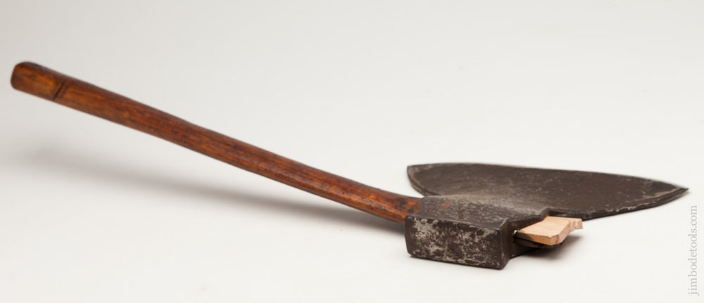 Early Re-Bitted Offset Broad Axe - 62329R