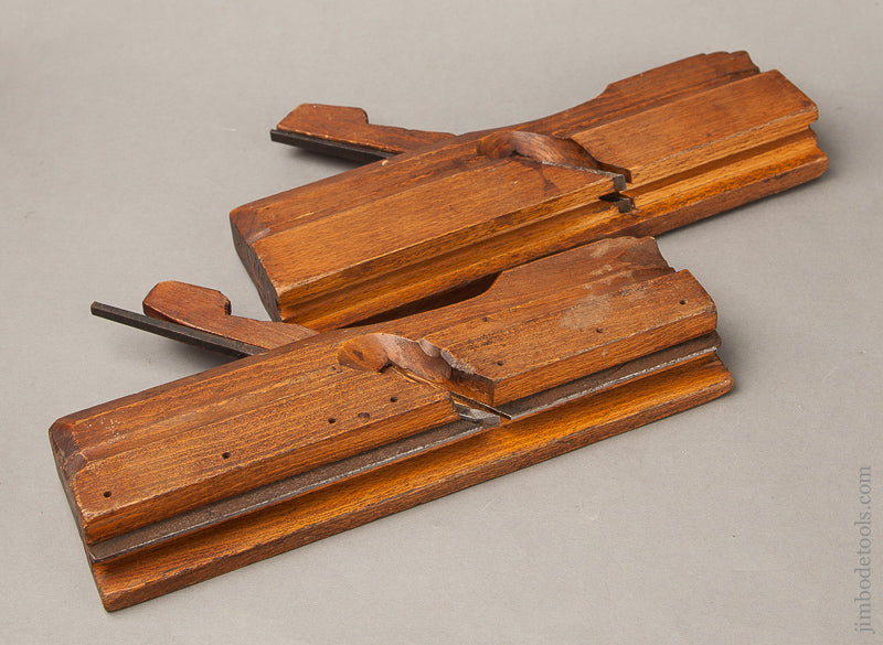 Extra Fine Tongue & Groove Planes by J. NOOITGEDAGT circa 1865-1945 - 63469
