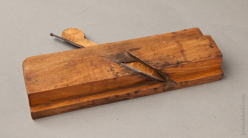 RARE Manufacturer Signed Spill Plane for 3/4 inch Timber by SPEIGHT LEEDS circa 1849-1891 - 67897