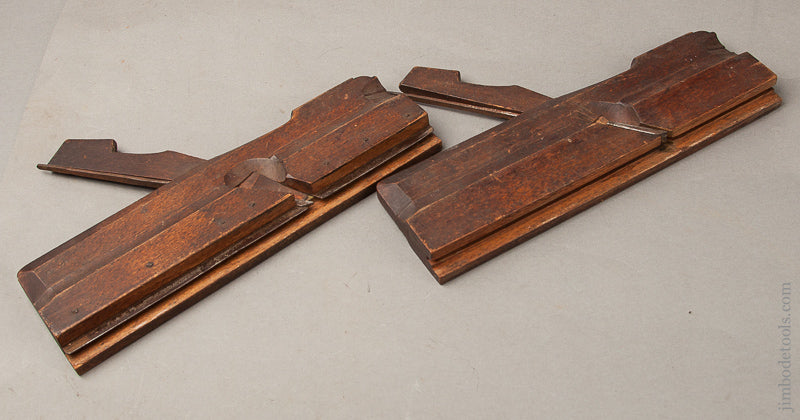 18th Century Tongue & Groove Set by JAN RYKE Amsterdam circa 1769-94 - 68472