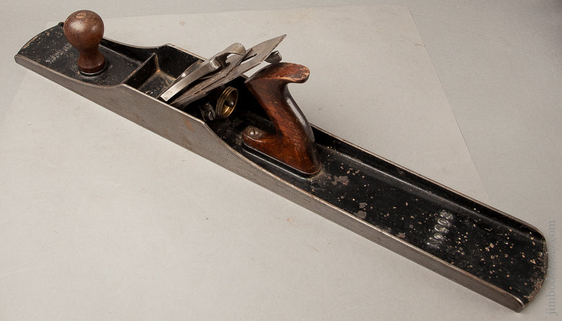 Awesome STANLEY NO. 608 BEDROCK Jack Plane Type 7 circa 1923-26 SWEETHEART - 68554