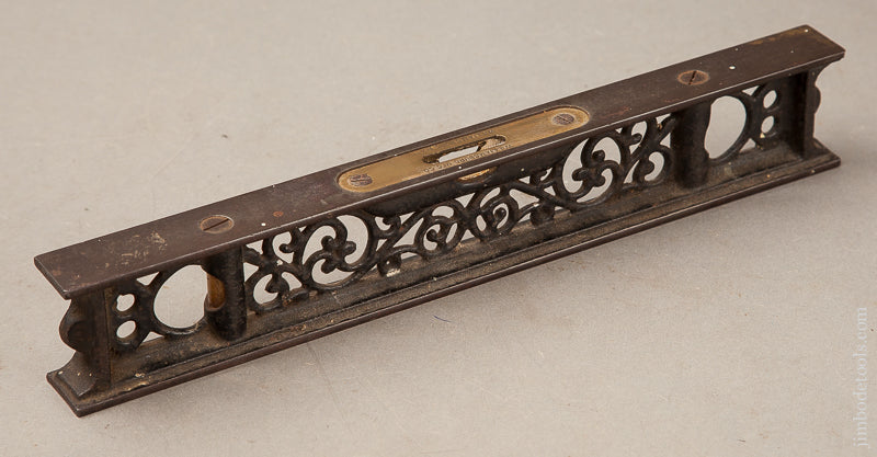 Clean and Fine! 12 inch Ornate Level by WILLIAMSBURG MFG CO - 69642
