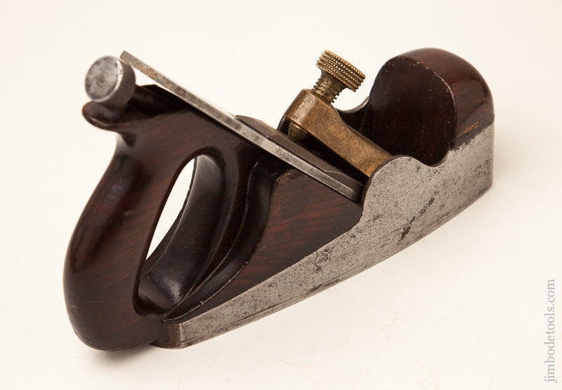 RARE Pre-War Rosewood Dovetailed NORRIS No. A5 Smooth Plane - 70780