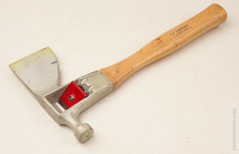 Mint! Patented PLANE-AXE Hatchet by PLANE-AXE CORP PROVIDENCE R.I. New Old Stock - 71629