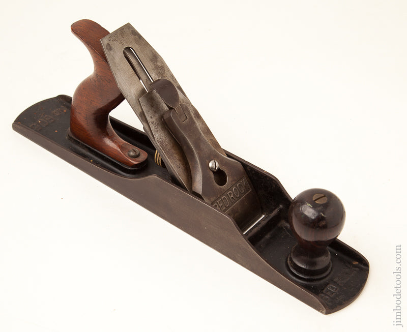 Awesome STANLEY NO. 605 BEDROCK Jack Plane Type 6 circa 1912-21 - 71766
