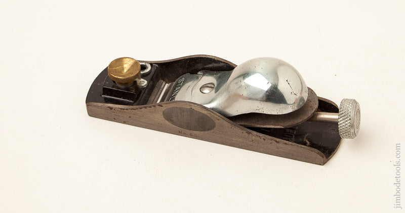 STANLEY No. 65 Low Angle Block Plane in Original Box - 72015
