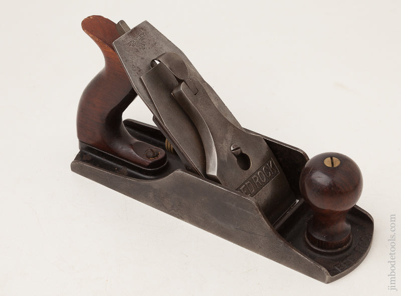 Awesome STANLEY NO. 604 1/2C BEDROCK Smooth Plane Type 6 circa 1912-21 - 72219