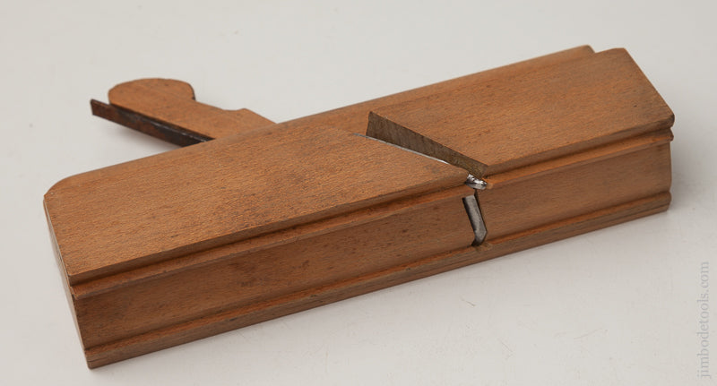 5/8 inch Molding Plane by D. BENSEN ALBANY NY circa 1827-50 EXTRA FINE - 72365R