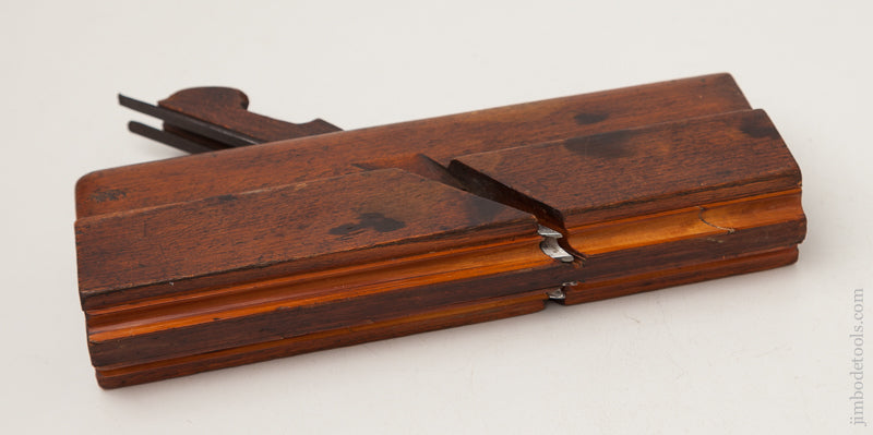 5/16 inch Coming & Going Side Bead Plane by C. PRESCOTT LOWELL circa 1832-78 GOOD+ - 72617R
