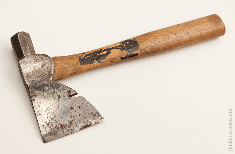 Unused! BEATTY Axe with Partial Cow Label  - 74839R