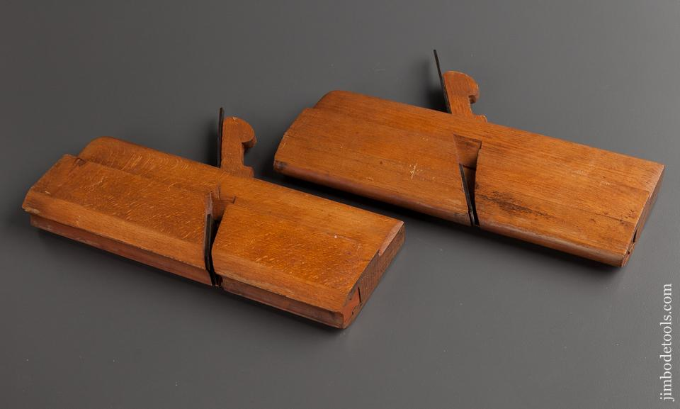 9/16 inch H. CHAPIN UNION FACTORY Table Joint Planes with Full Boxing! Circa 1860-1901 GOOD+ to FINE - 75590