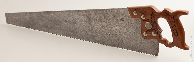 5 point 26 inch Rip DISSTON D-12 Hand Saw - 75923