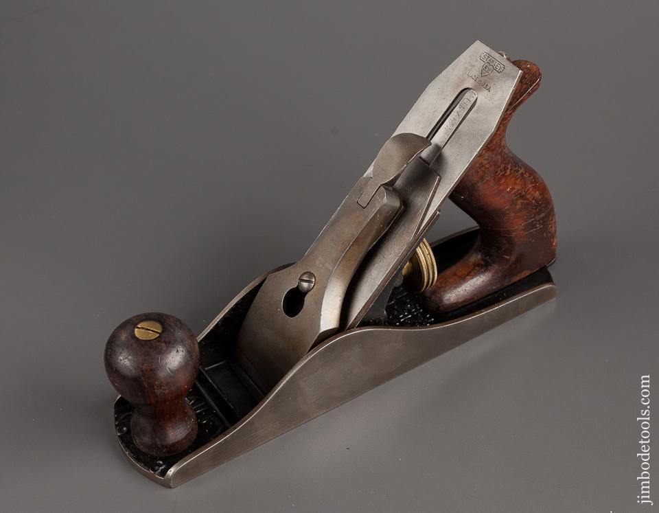 STANLEY No. 3 Smooth Plane Type 12 circa 1919-21 SWEETHEART - 76292