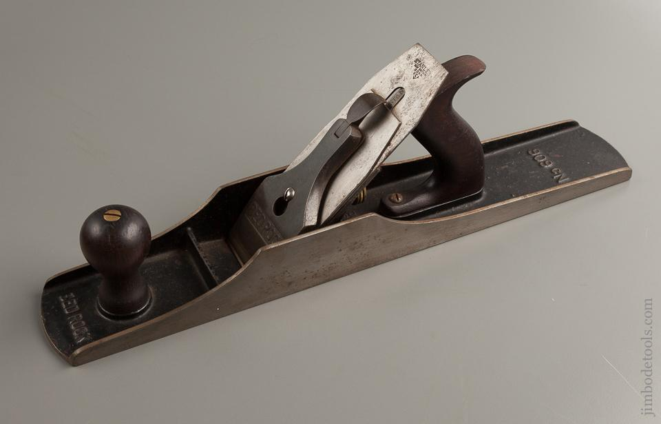 Awesome STANLEY NO. 608C BEDROCK Jointer Plane Type 6 circa 1912-21 - 76416