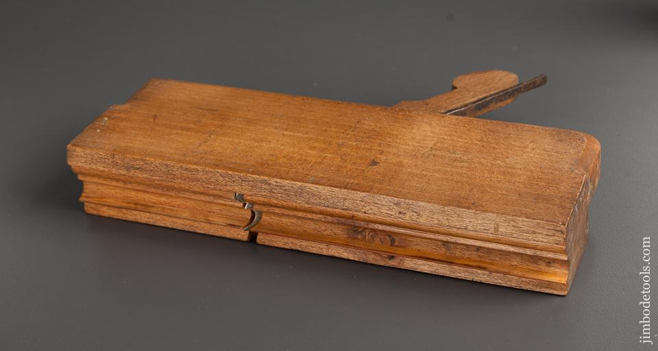 1 5/8 inch Wide STOTHERT BATH Complex Moulding Plane circa 1784-1818 EXTRA FINE+ - 76918