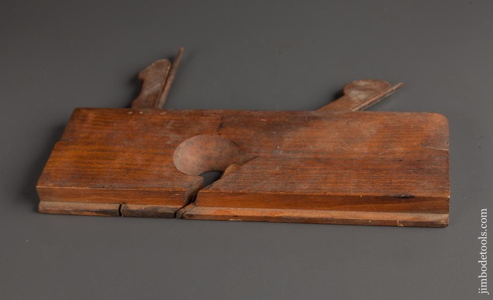1/8 inch GARDNER & MURDOCK GREEN STREET BOSTON Dado Plane circa 1825-41 GOOD+ - 76988