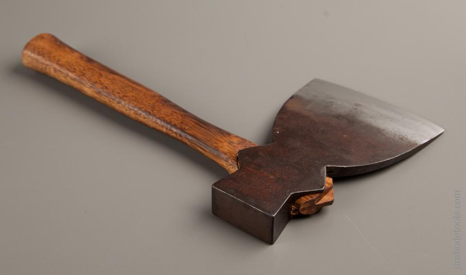 Awesome UNDERHILL NASHUA Single Bevel Side Axe - 77275