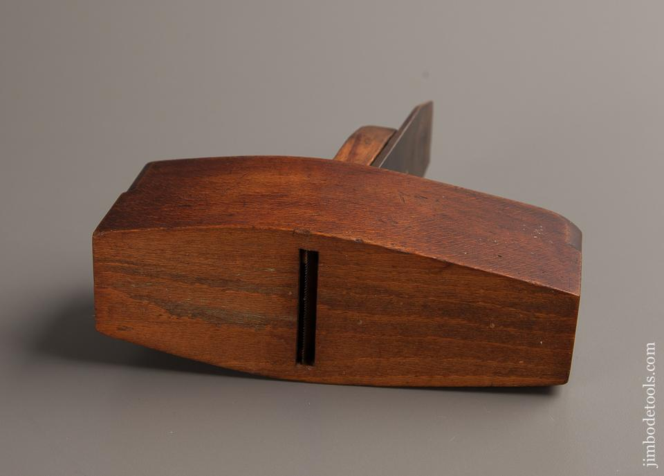 2 5/8 x 7 3/8 inch MOSELEY Toothing Plane with MARPLES Iron - 77328