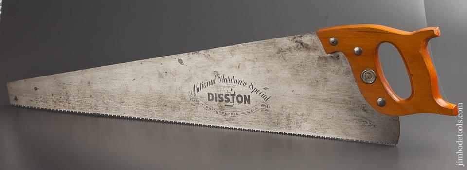 DISSTON 7 point 26 inch Crosscut Hand Saw - 77407R