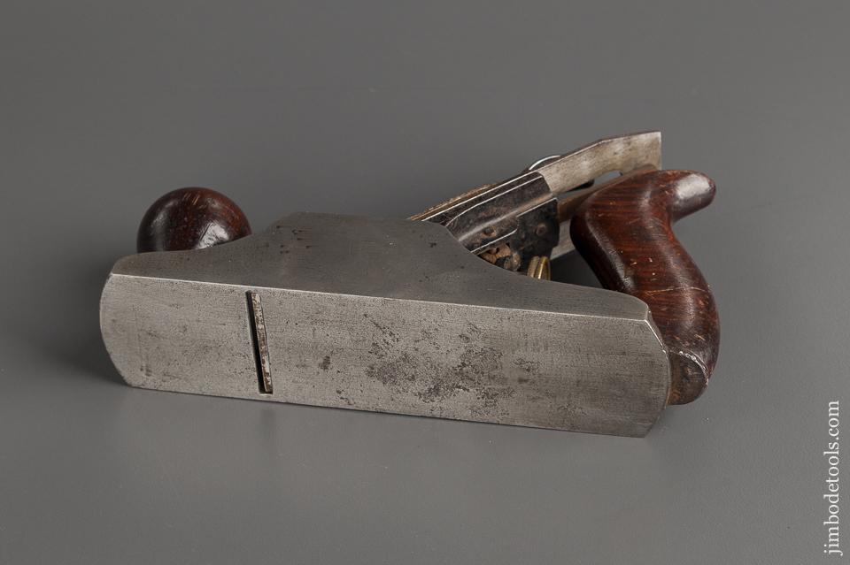 Awesome STANLEY No. 602 BEDROCK Smooth Plane circa 1920s SWEETHEART - 77550