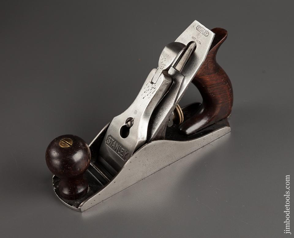 STANLEY No. 2 Smooth Plane SWEETHEART circa 1920s FINE - 77569