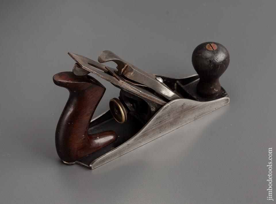 Fine STANLEY No. 2 Smooth Plane circa 1920s SWEETHEART - 77580