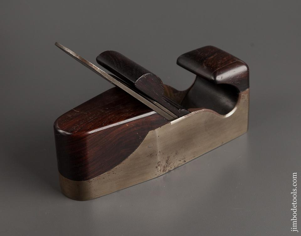 Stunning Rosewood and Iron Smooth Plane - 77655R