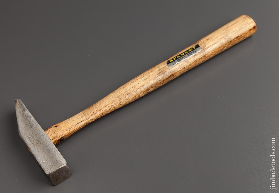 12 ounce STANLEY No. 452 Hickory Handled Hammer with Decal - 77884
