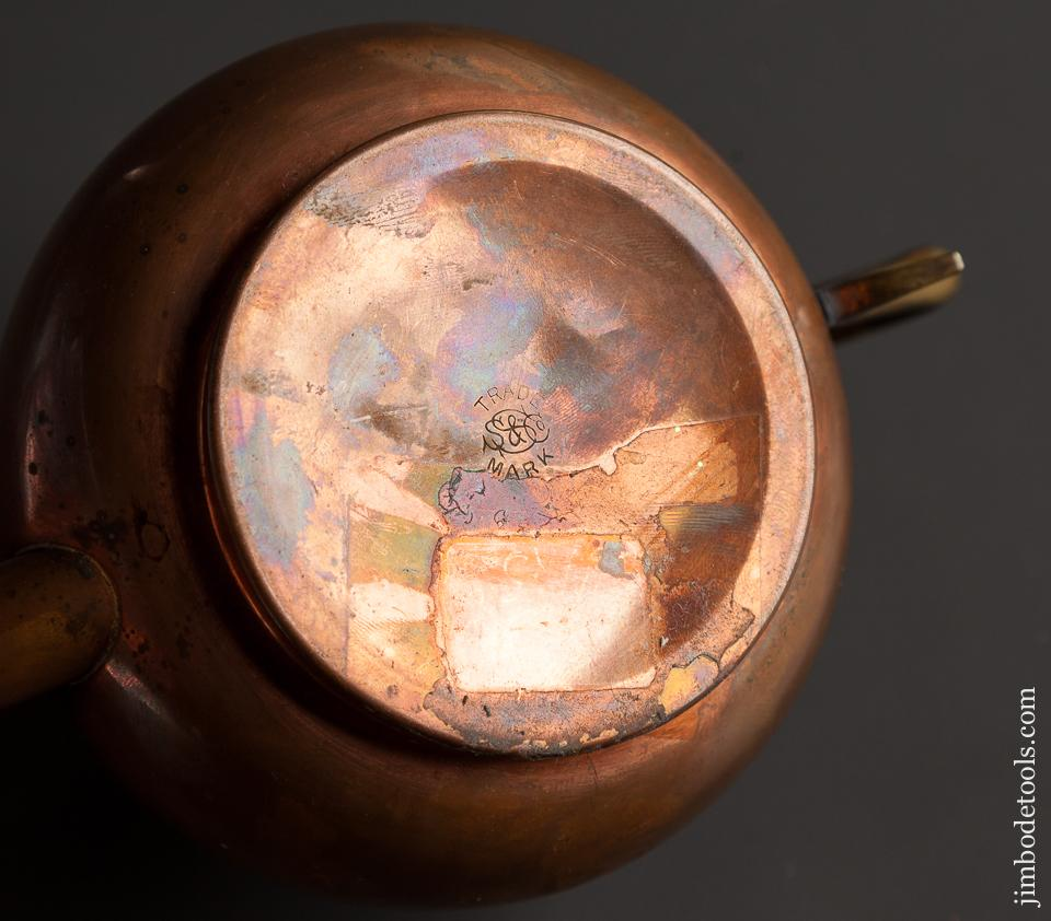 Beautiful Copper STERNAU & CO Oil Can - 77947U