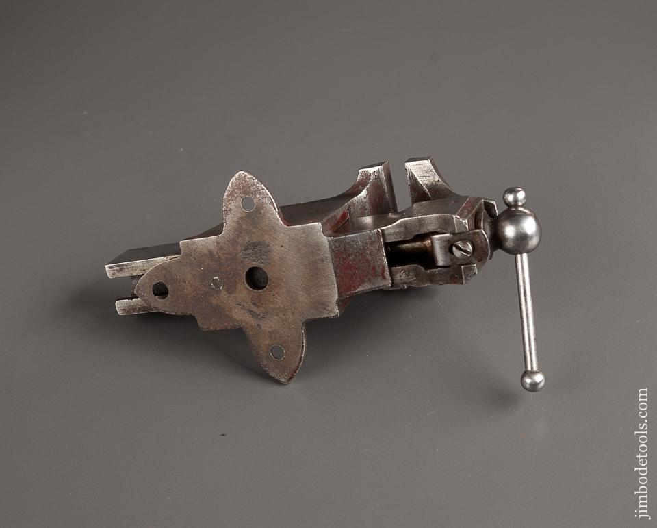 Tiny PRENTISS N.Y.  1 3/4 inch Vise with Swivel Jaw - 78101
