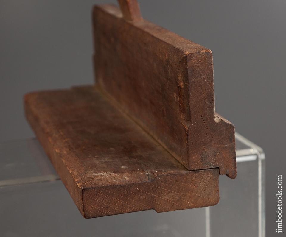 A. SMITH Lowell Sash Coping Plane circa 1832-37 GOOD++