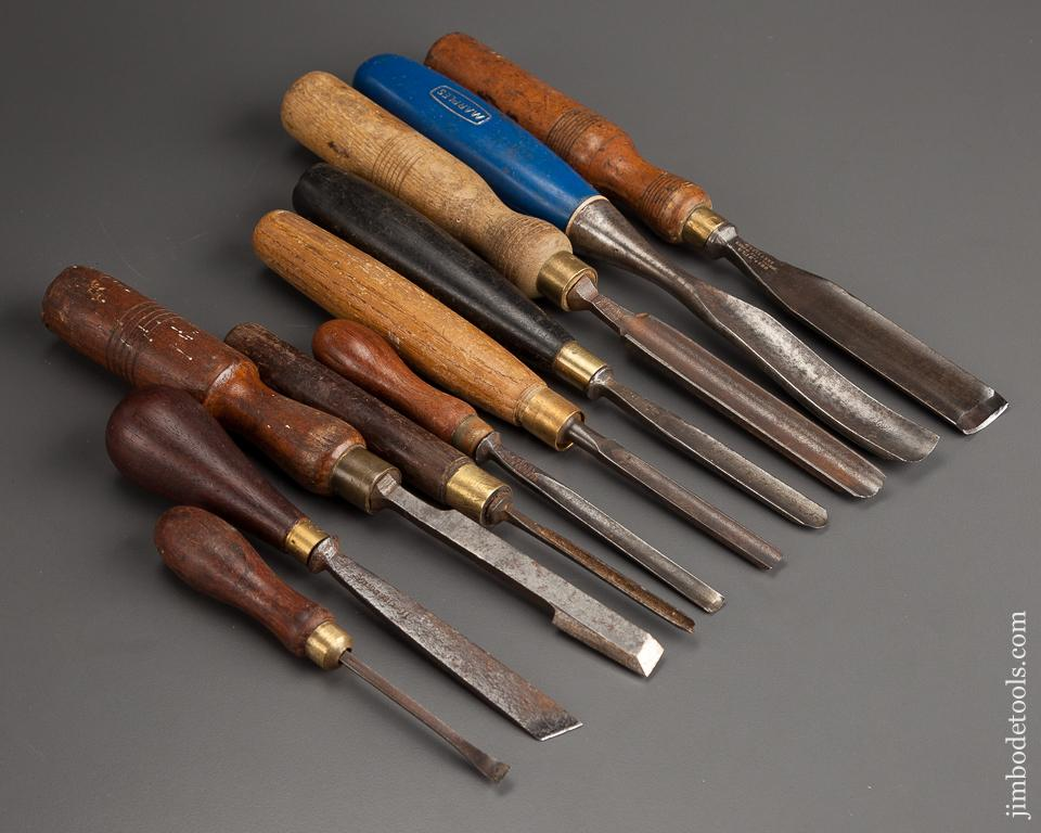 Ten Good Gouges - 78158